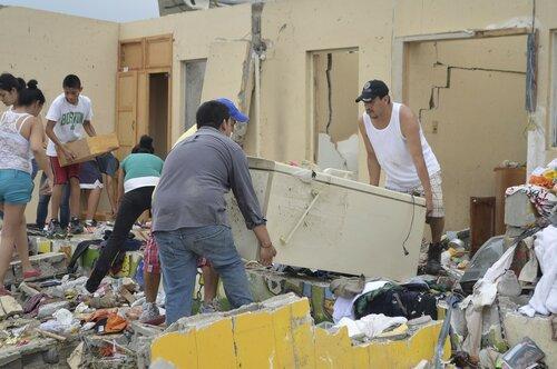 Торнадо в Мексике разрушил более 70 жилых домов