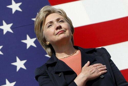 Трампа используют вкачестве вербовщика террористов— Клинтон