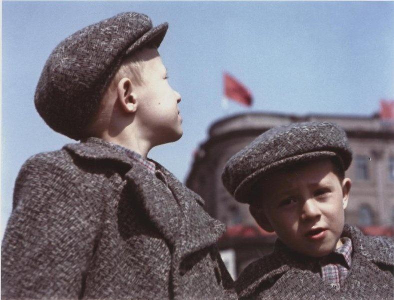 1950-55 Два мальчика. Владислав Микоша2.jpg