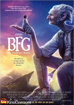 BFG - The Big Friendly Giant (2016)