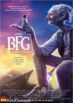BFG - The Big Friendly Giant (2016)