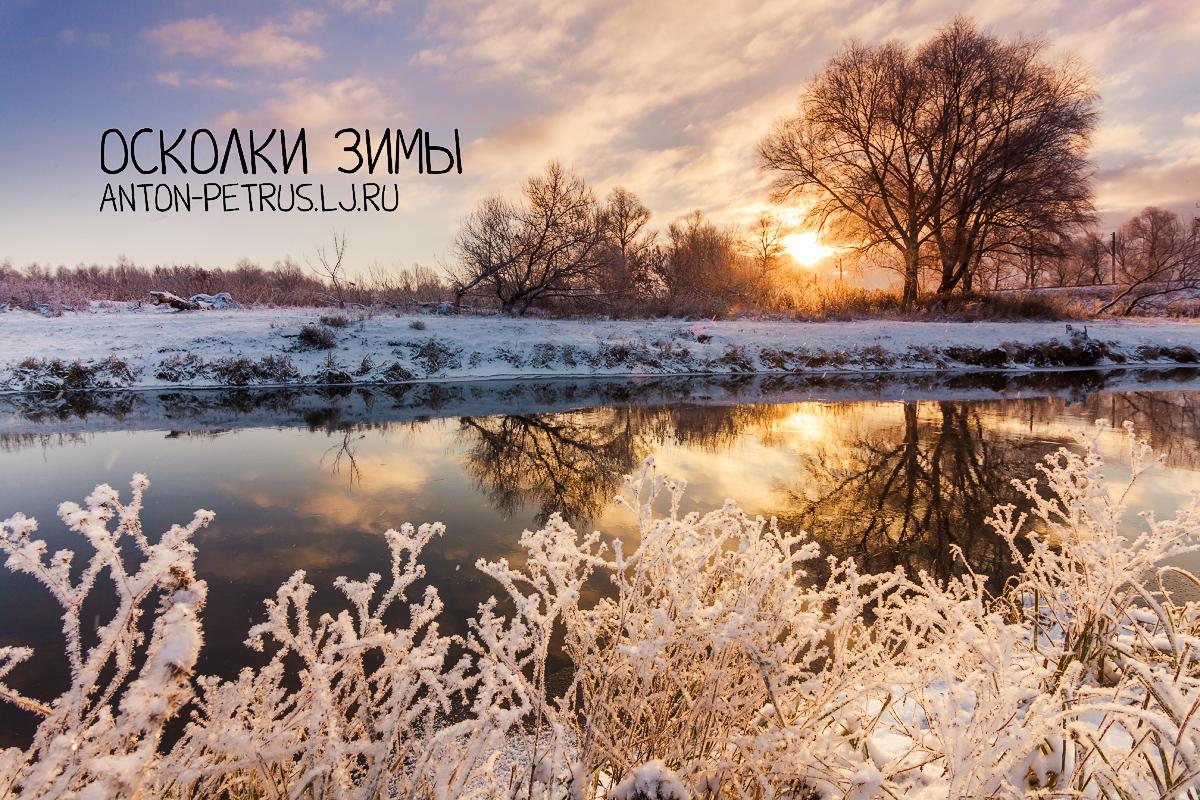 Осколки зимы
