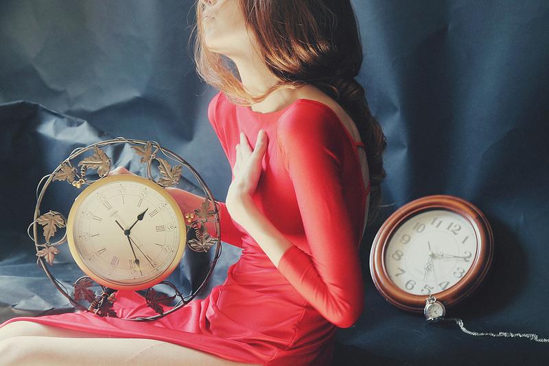 TIME Fabrizia Milia