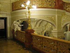 Одесский театр оперы и балета - фотографии интерьера