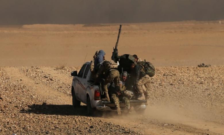 Коалиция под управлением  США освободила 70 процентов  восточного Мосула отбоевиков ИГИЛ
