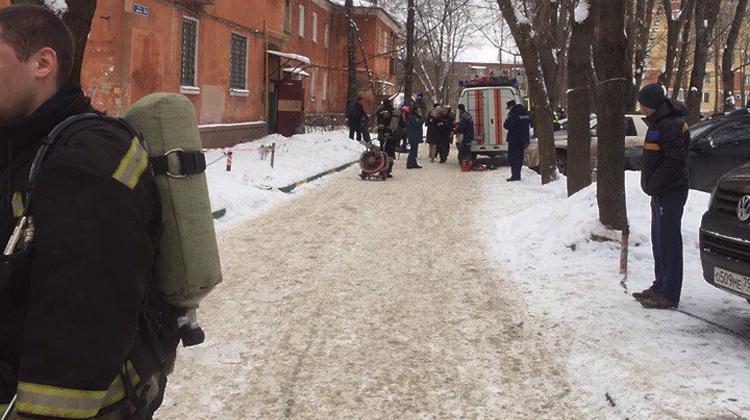 СКР: Три человека стали жертвами утечки бытового газа вПодольске, восемь отправлены вбольницу