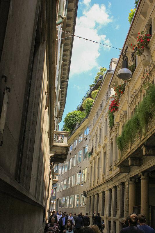 Улица Сан Томасо