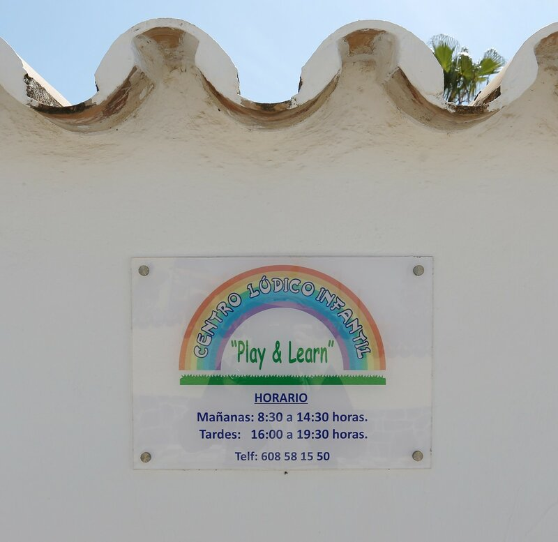 Ринкон-де-ла-Виктория. Улицы Ла-Кала-де-Мораль