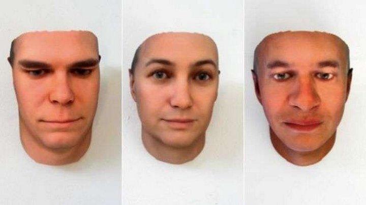 Студентка Хизер Дюи-Хагборг создает 3D портреты из ДНК, найденных на сиг и жевательных резинках на у