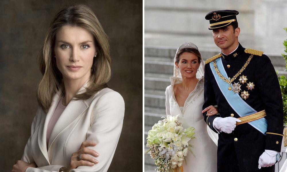 Еще вдетстве будущая испанская королева-консорт Летиция, дочь журналиста имедсестры, проявляла инт