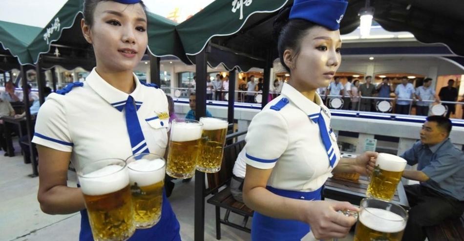 Целью праздника являлось продвижение местного пива марки «Тэдонган», получившее свое название в чест