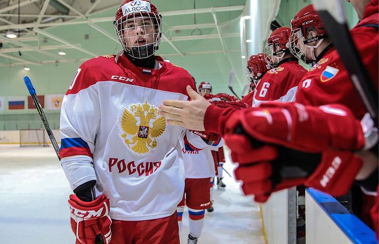 Хоккеист Андрей Свечников— MVP Мирового Кубка вызова