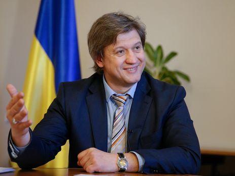 Данилюк: Решение подолгу Януковича может быть ксередине весны