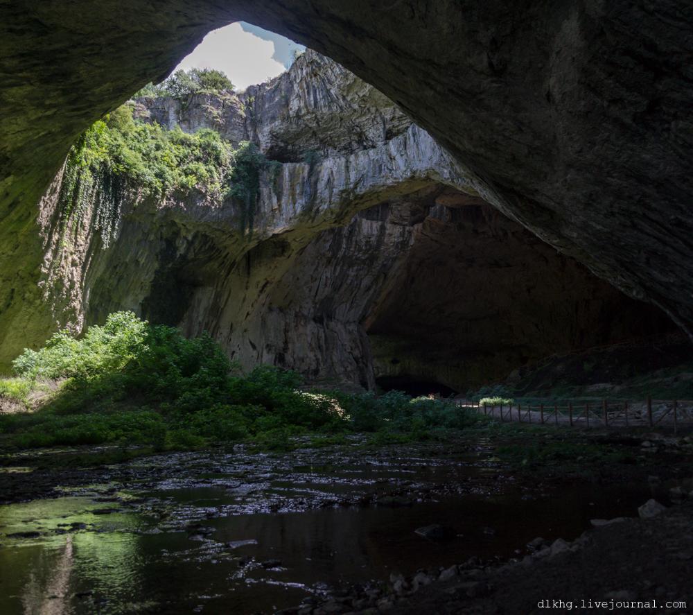 пещера деветашка фото чай мелиссой