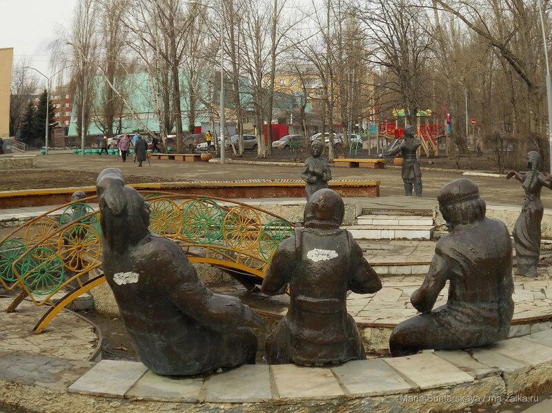 Весеннее обострение, Саратов, март 2016 года