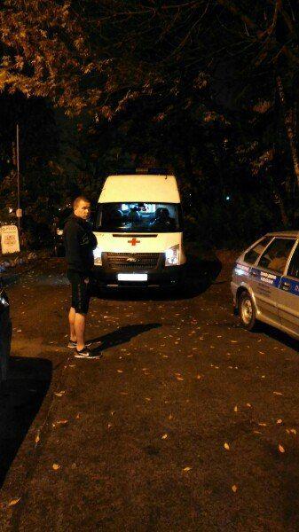 В Санкт-Петербурге парень спас женщину от насильника