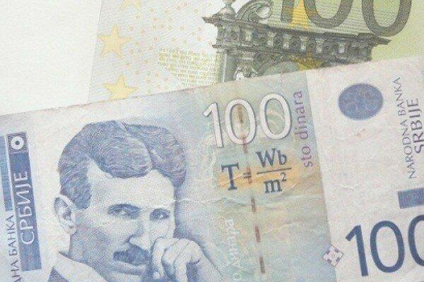 Сербия, экономика, деньги, зарплаты