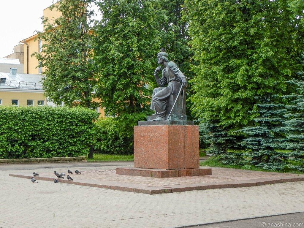 Памятник Фёдору Коню, Смоленск