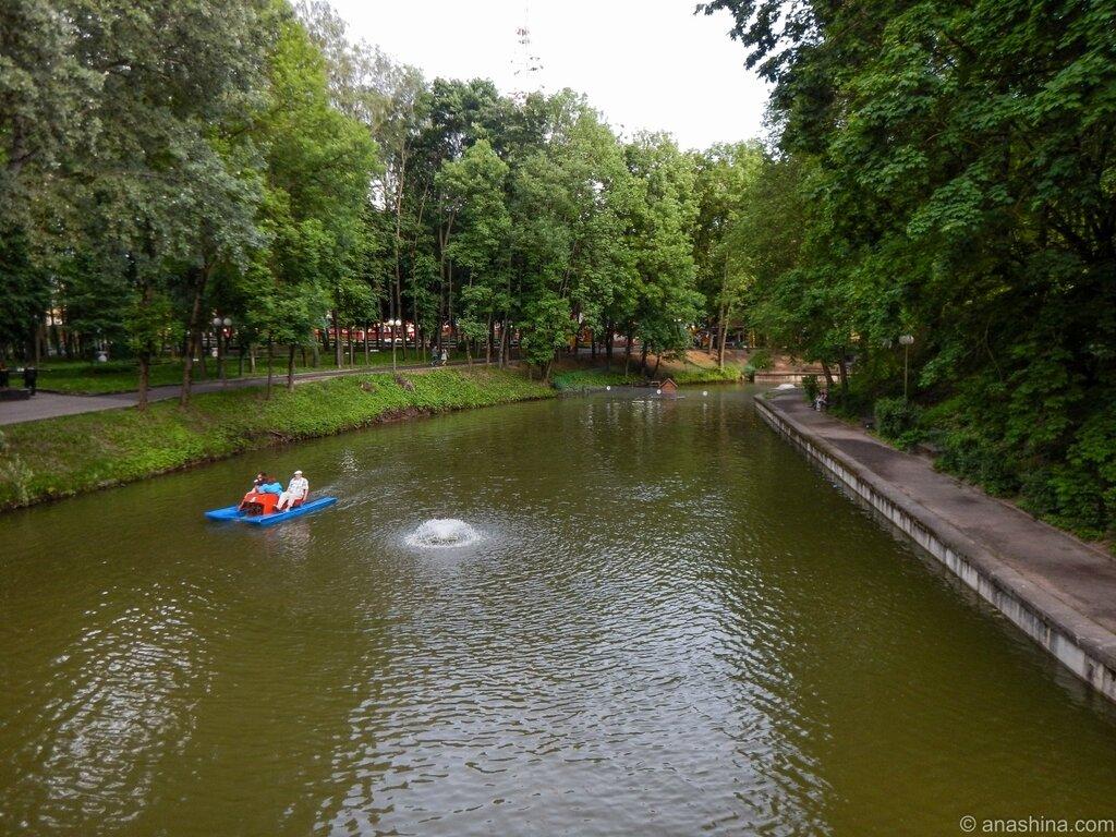 Лопатинский пруд, Лопатинский сад, Смоленск