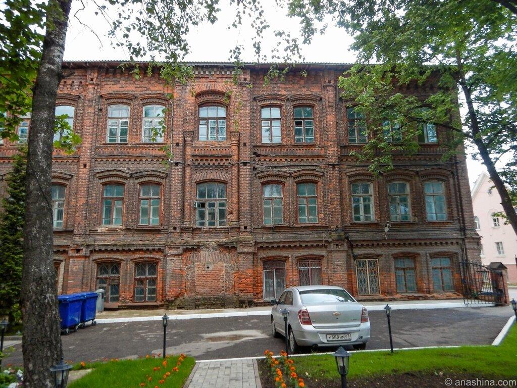 Здание архивного управления мэрии Смоленска, Смоленск