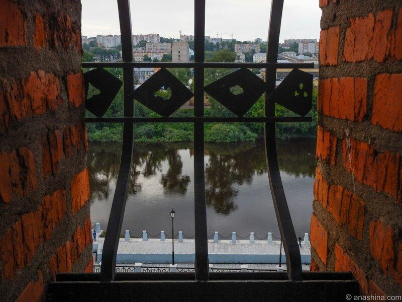 Решетка, Смоленская крепость