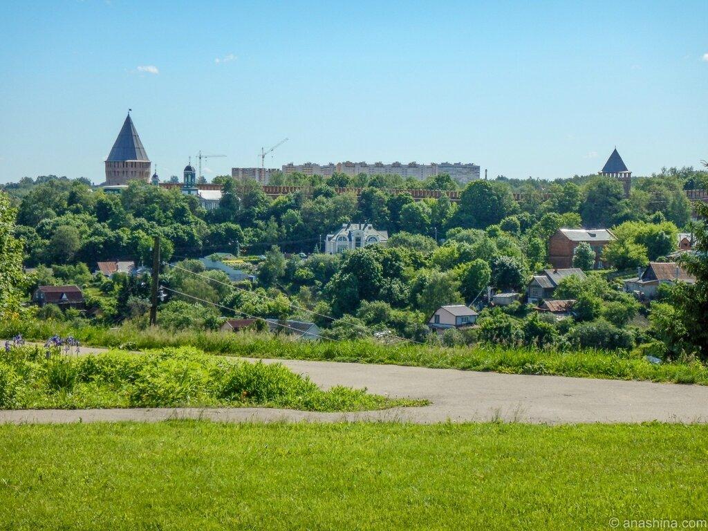 Смоленск, Смоленская крепость, Соборная гора