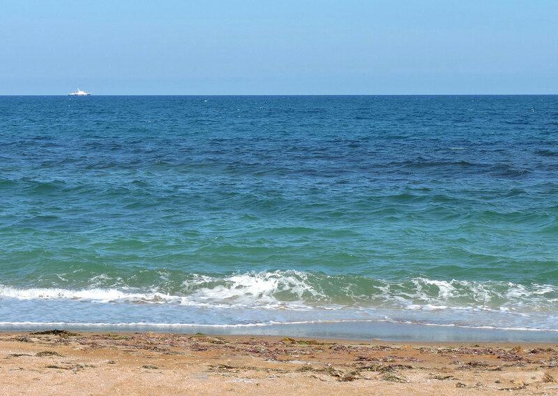 Цвет моря