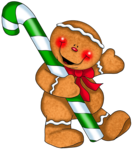 Gingerbread_Ornament_with_Candy_Cane_PNG_Clipart.png