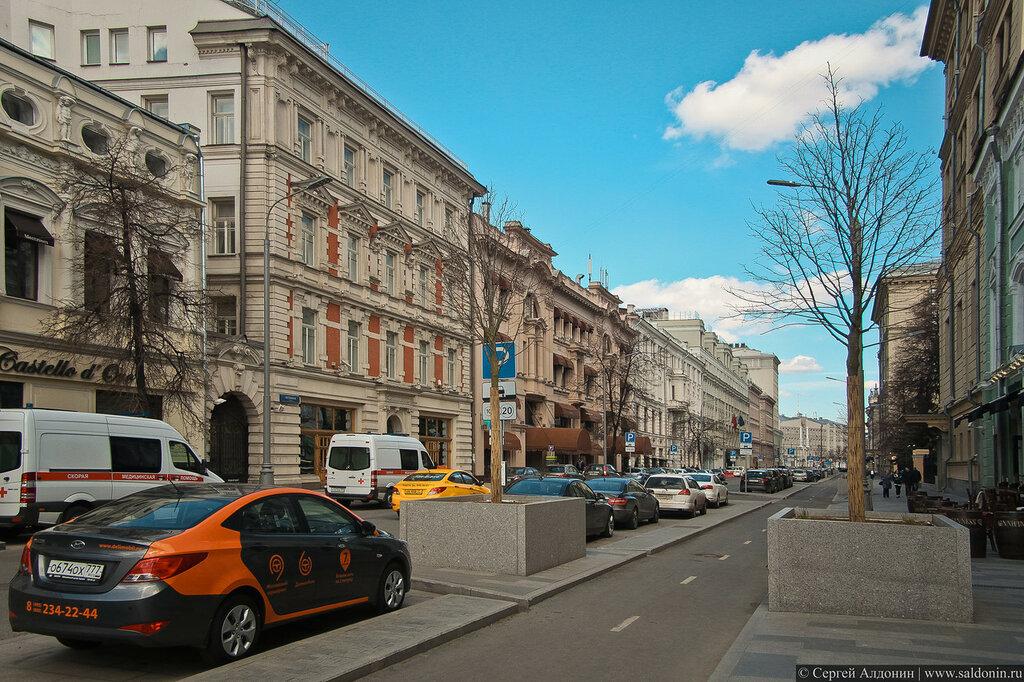 Улица Неглинная