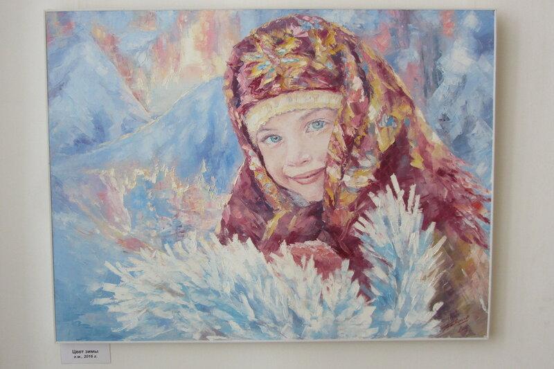 Современный художник Евгений Баранов