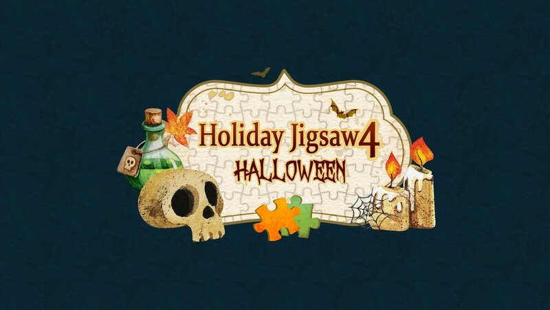 Holiday Jigsaw: Halloween 4