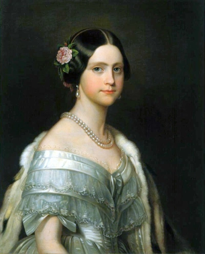 Принцесса Мария Амелия, дочь императора Педру I Бразилия.jpg