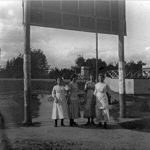 1908. У платформы «Новогиреево»