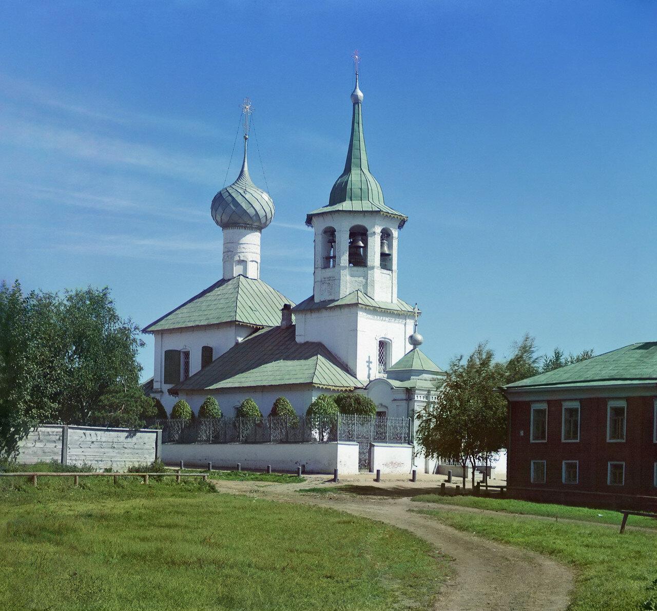 Церковь Николая Чудотворца на Подозерье