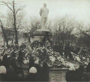 Днепропетровск. Парк имени Чкалова. 5 марта