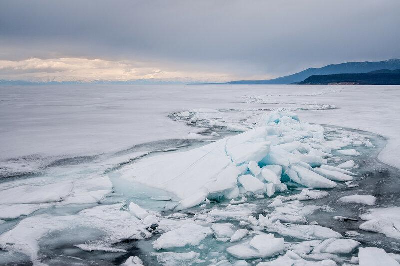"""Озеро Байкал. Фото: Ирина Якунина (КРОЭО """"ПЛОТИНА"""")"""