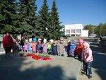 Газизова Алсу Ракибовна - Экскурсия к монументу Воинской славы