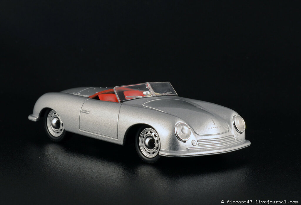 масштабная модель porsche 356 nr 1 roadster