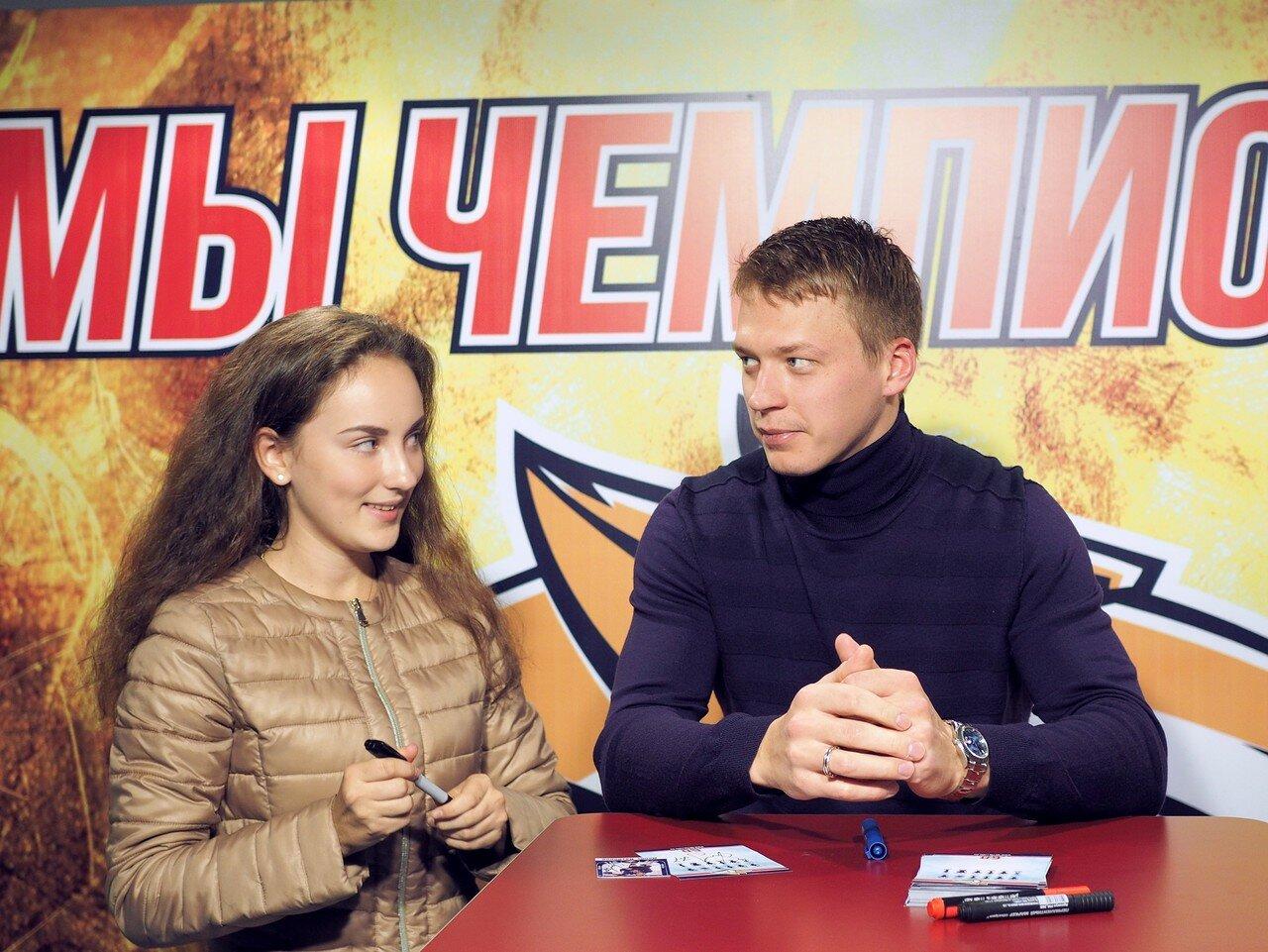 103Металлург - Салават Юлаев 04.10.2016