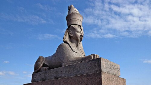 сфинкс Аменхотеп III