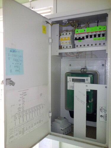 Срочный вызов электрика аварийной службы в аптеку из-за срабатывания общего устройства защитного отключения