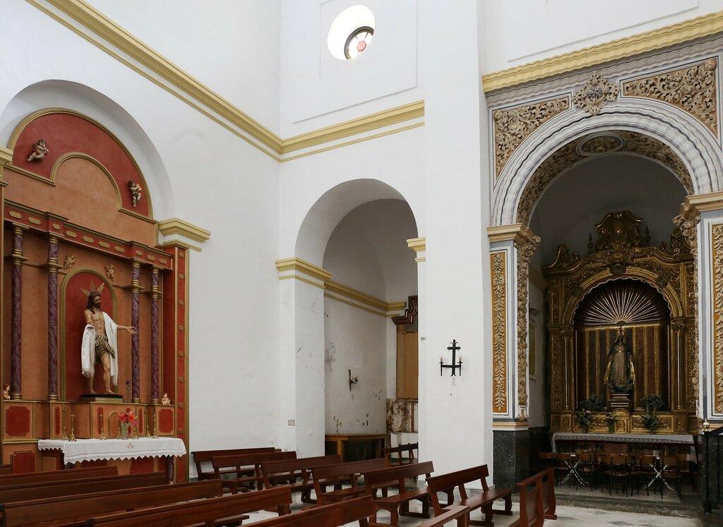 Мотриль. Большая церковь Воплощения (Iglesia Mayor de la Encarnación)