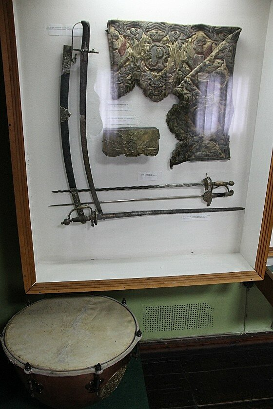 Кобрин. Музей А.В.Суворова