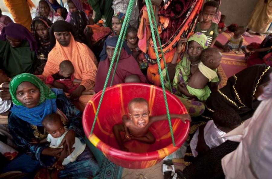 14. Свое 8-е место Чад заслужила благодаря высокому уровню смертности среди матерей.