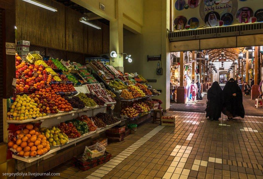 11. Строгого правила носить никаб в Кувейте нет. Женщина сама решает как ей одеваться