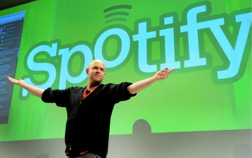 Spotify ($ 8,5 млрд). Шведская компания, служба потокового воспроизведения музыки.