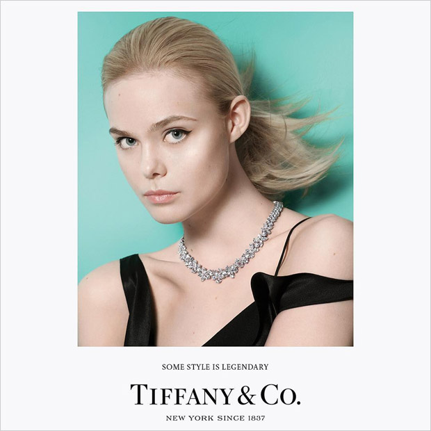 Лупита Нионго и другие в рекламе Tiffany & Co.