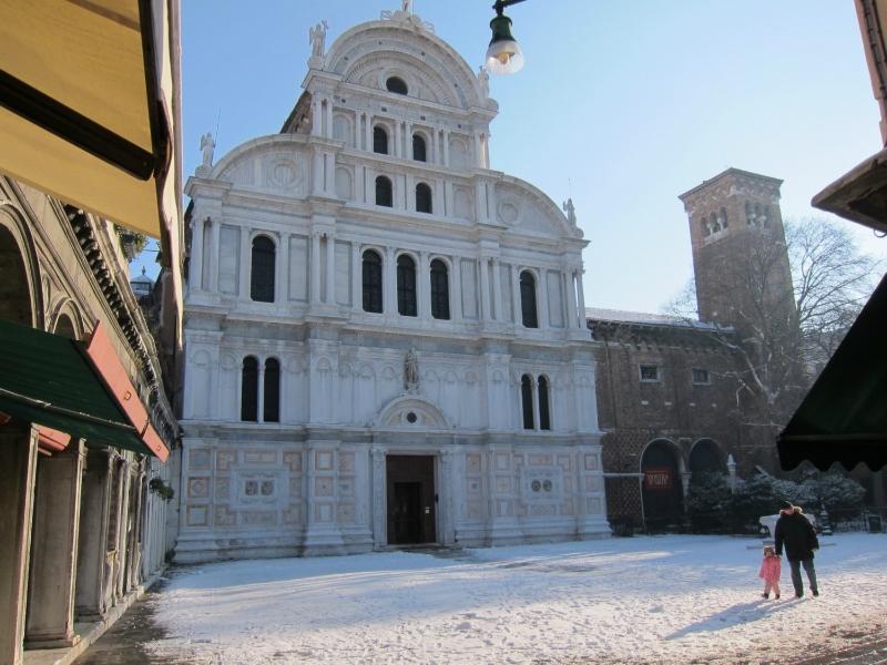 Что посмотреть в Венеции:  сан-заккариа