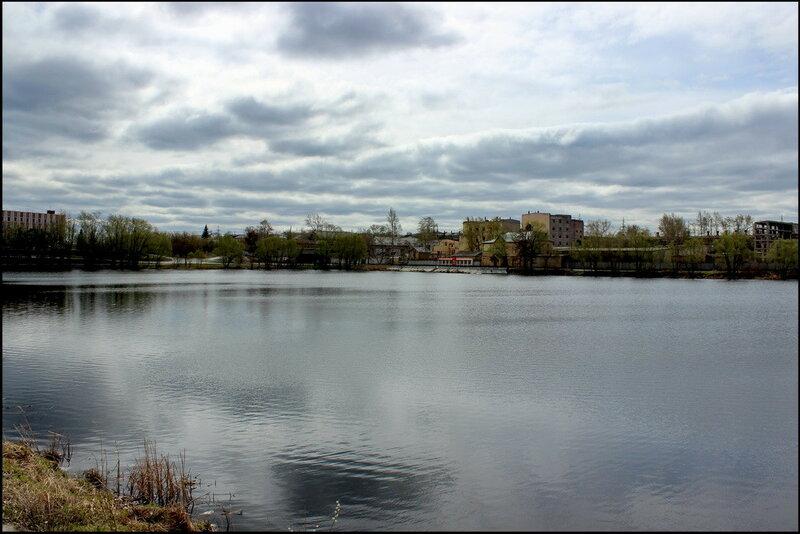 Кыштым 1454 Нижне-Кыштымский пруд