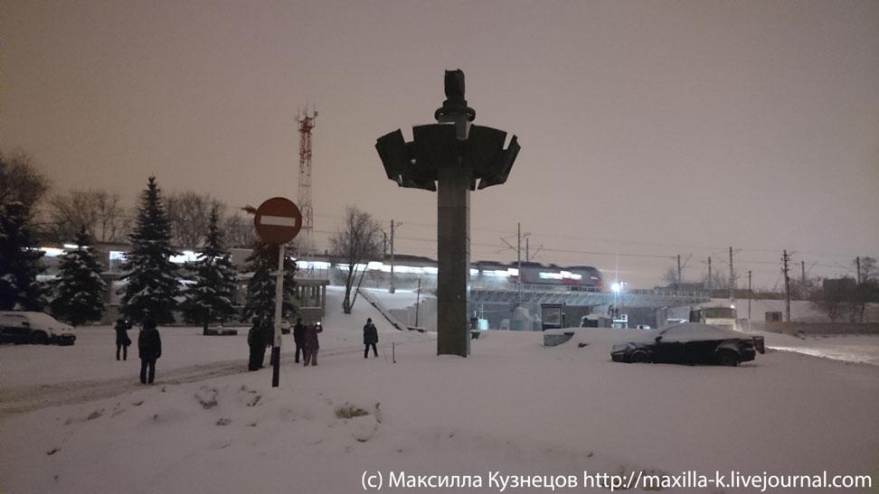 Памятник ЗиЛу
